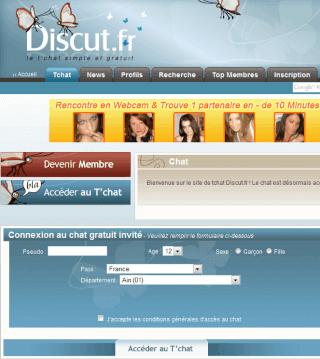 Bienvenue sur Chat fr - Chat en ligne sans inscription gratuit
